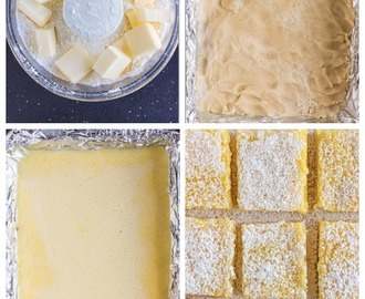 Classic Lemon Bars Recipe – Spoonfull