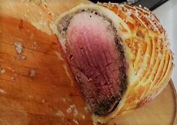FILETTO ALLA WELLINGTON (Gordon Ramsay)