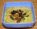 Green Gram / Cherupayar Parippu Curry