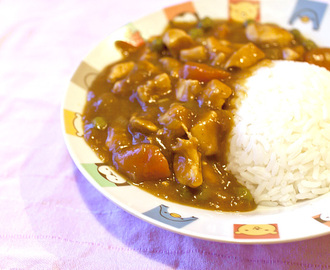Of Japanese curry and curry cubes