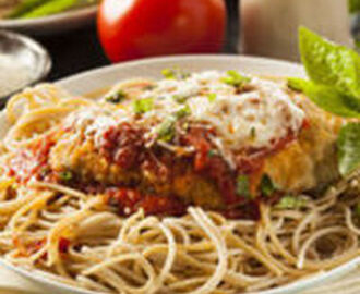 Oven Baked Chicken Parmesan Recipe