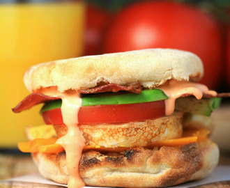 California Breakfast Sandwich