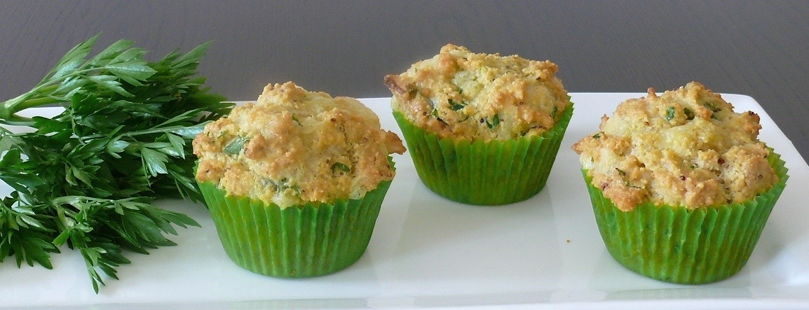 Savoury Cheese Muffins – primally inspired & grain-free