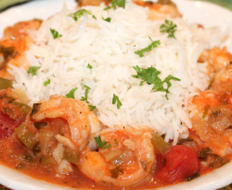 ~ Shrimp Creole:  The King of Creole Shrimp Dishes ~