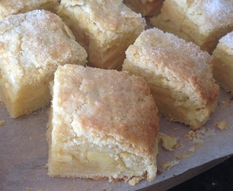 Apple Shortcake - Best way to use up extra Apples