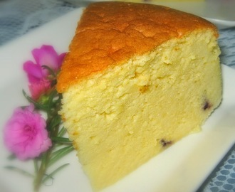 Light Blueberry Cheesecake : LTU Milk