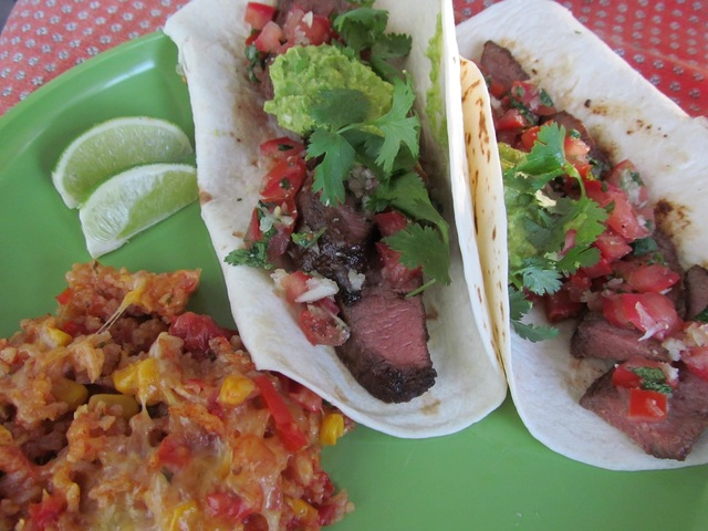 Savings for Sisters #186 - Carne Asada