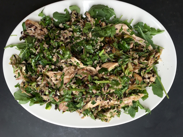 Ottolenghi's Roast Chicken and 3-Rice Salad – an Ageless Diet™ Recipe