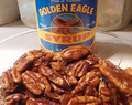 Golden Eagle Syrup Candied Pecans