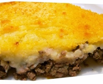 Le traditionnel Hachis Parmentier