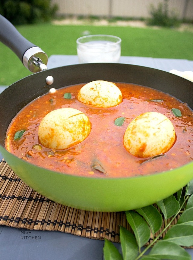 Egg Pulusu |Andhra Egg Curry |Video