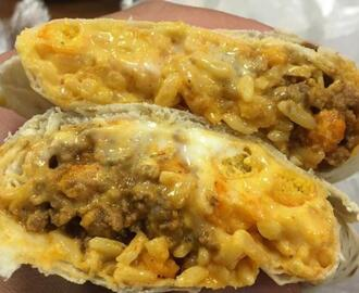 Cheetos Burritos: Coming Soon to Taco Bell!