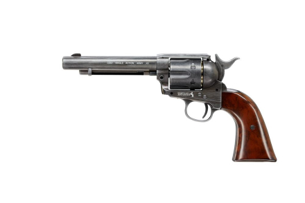 Colt Peacemaker Antique Finish