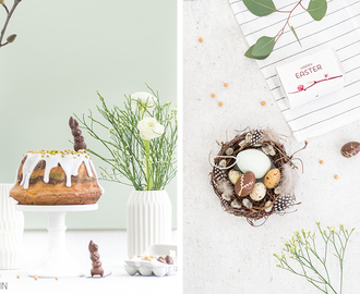 Sweet Table zu Ostern mit Giveaway