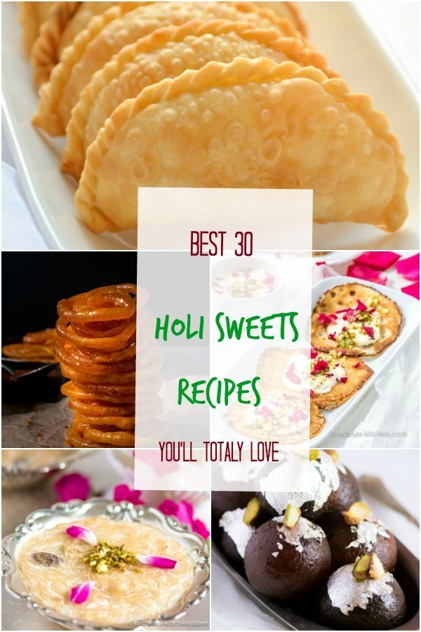 Holi Recipes, Holi festival 2017 Sweets Recipes