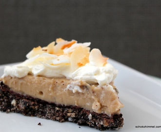 Coconut Cream Pie… oder: Kokospudding-Kuchenglück (no bake)