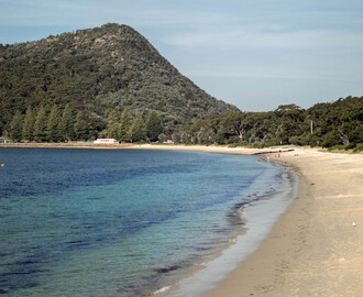 Port Stephens, Little Beach Boathouse, Searock @ Shoal Bay & Saluna
