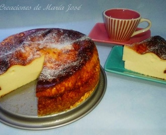 TARTA DE QUESO LIGHT