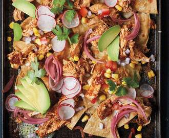 Nachos med pulled chicken | Recept | WW Sverige