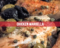 Chicken Marbella Five Ways