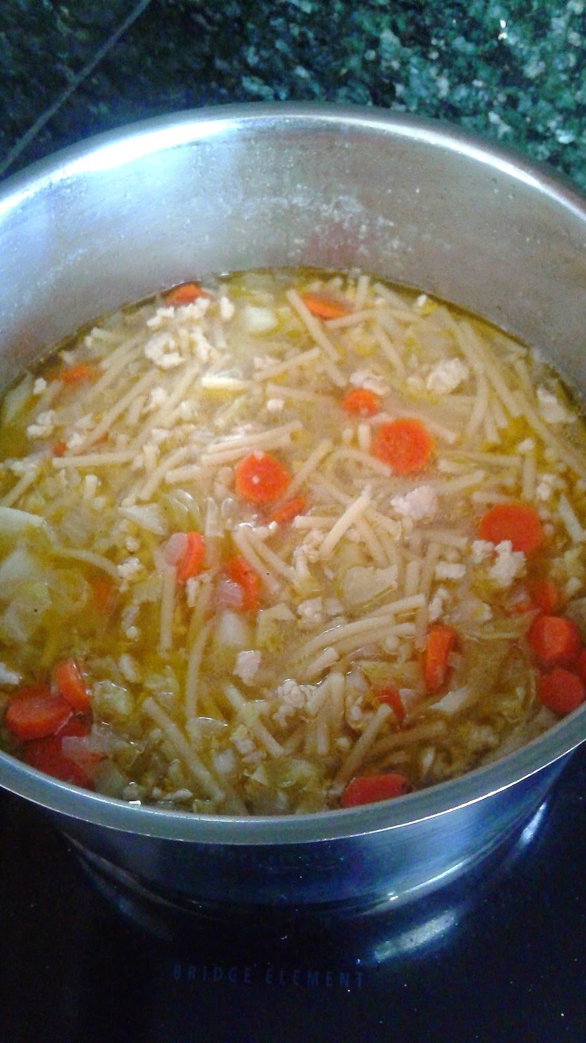 Comfort Chicken Noodle Soup