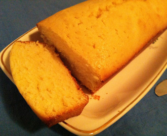 BWJ - Lemon Loaf Cake