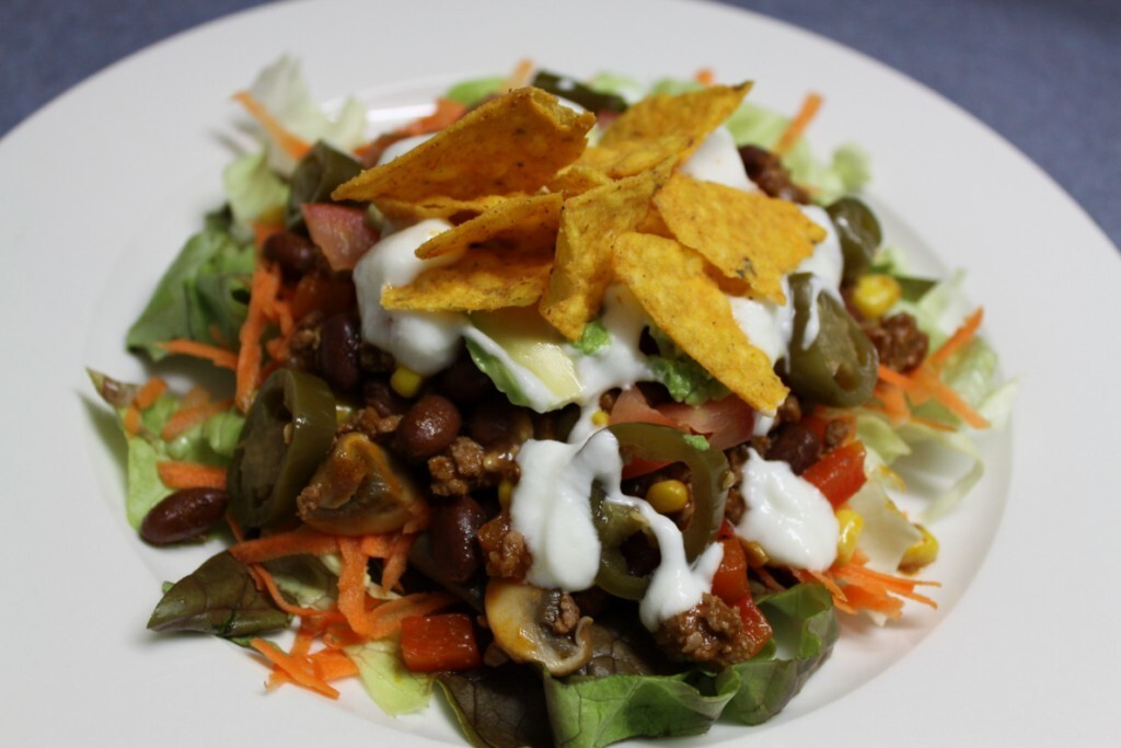 Nacho Salad, Yes You Can