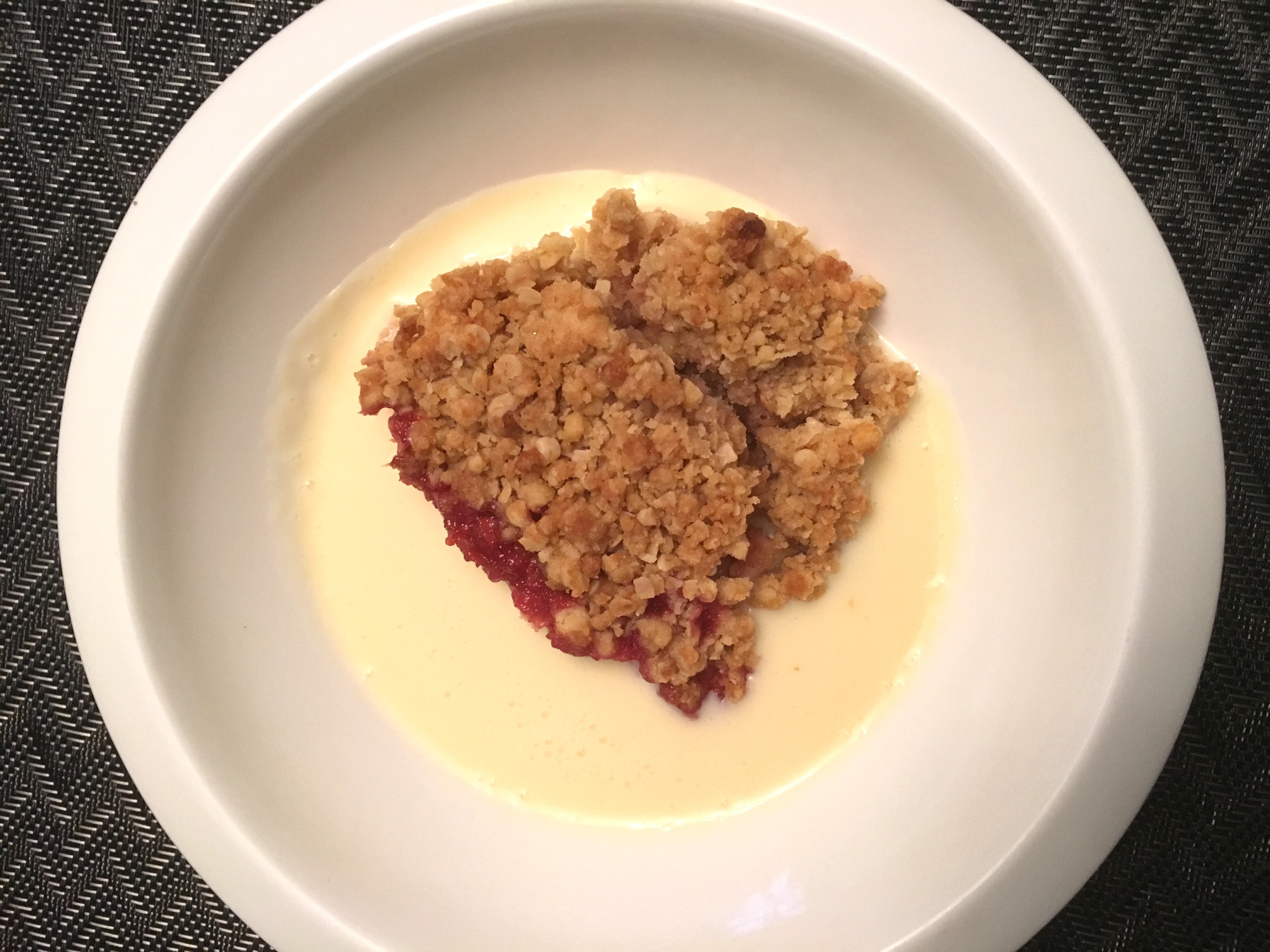 Crumble Recipe – This Is It Mrs Muffin.