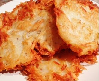 POTATO ROSTI'S