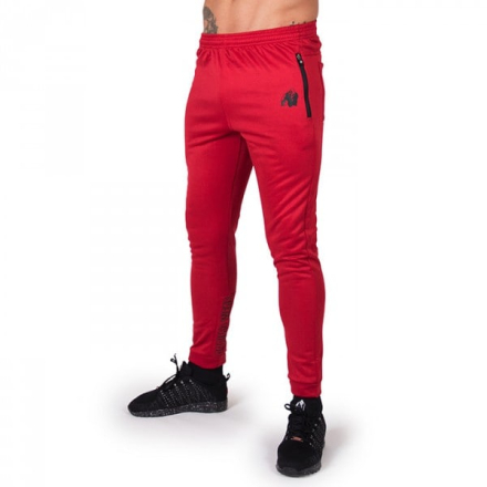 Bridgeport Joggers, Red Large