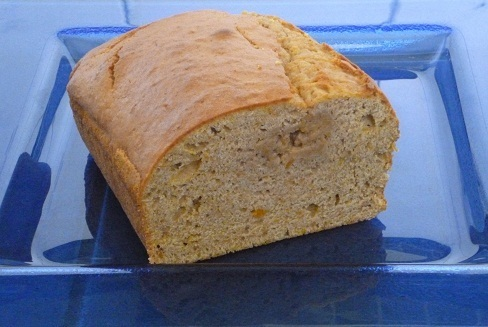 Guest Post - Pumpkin Loaf AND Cheesy Stuffed Pumpkin! Bonus.