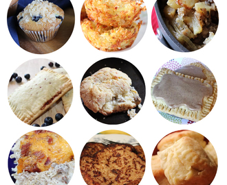 11 Make Ahead Back to School Breakfast Recipes