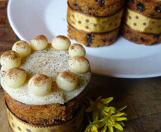 Cakes & Bakes: Simnel cupcakes