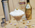 Easter Chocolate Flat White Martini