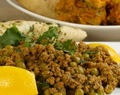 Slimming World - Kheema Curry with Saffron Rice