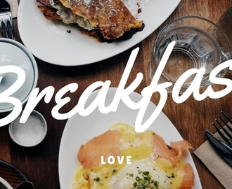 17 of the Best Breakfast's Around the World!
