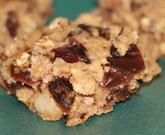Craving-Buster Muesli Slice