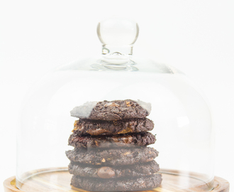 Vegan and Gluten-Free Chocolate Cookies