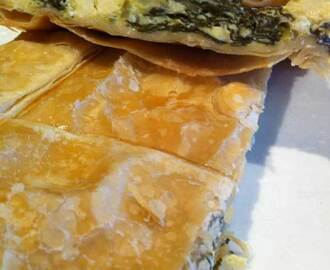 Guest post: Spanakopita