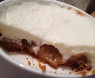 Banoffee pie By Soukaina Bensaid