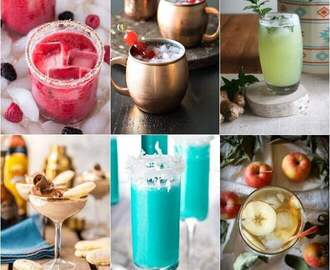 21 Amazing Drinks with Alcohol