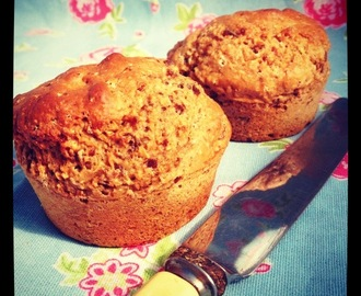 Healthy Date Muffins