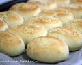 Pandesal (Filipino sweet bread rolls)