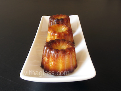 Guest Post: Cannelés by Sissi