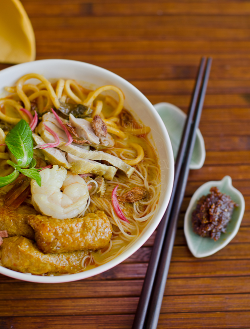 Nonya Curry Laksa