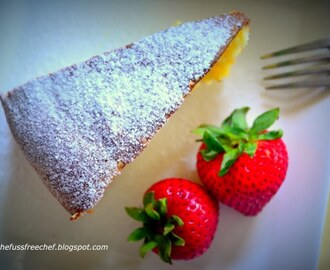 Durian Yogurt Cake
