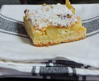 Apple pie Tarta de manzana con crumble