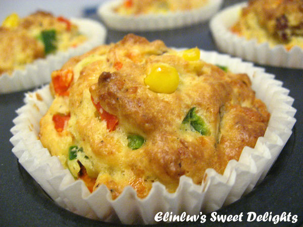 savory slices & muffins