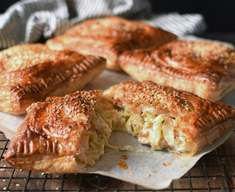 Chicken hand pies and a Freedom Farms giveaway