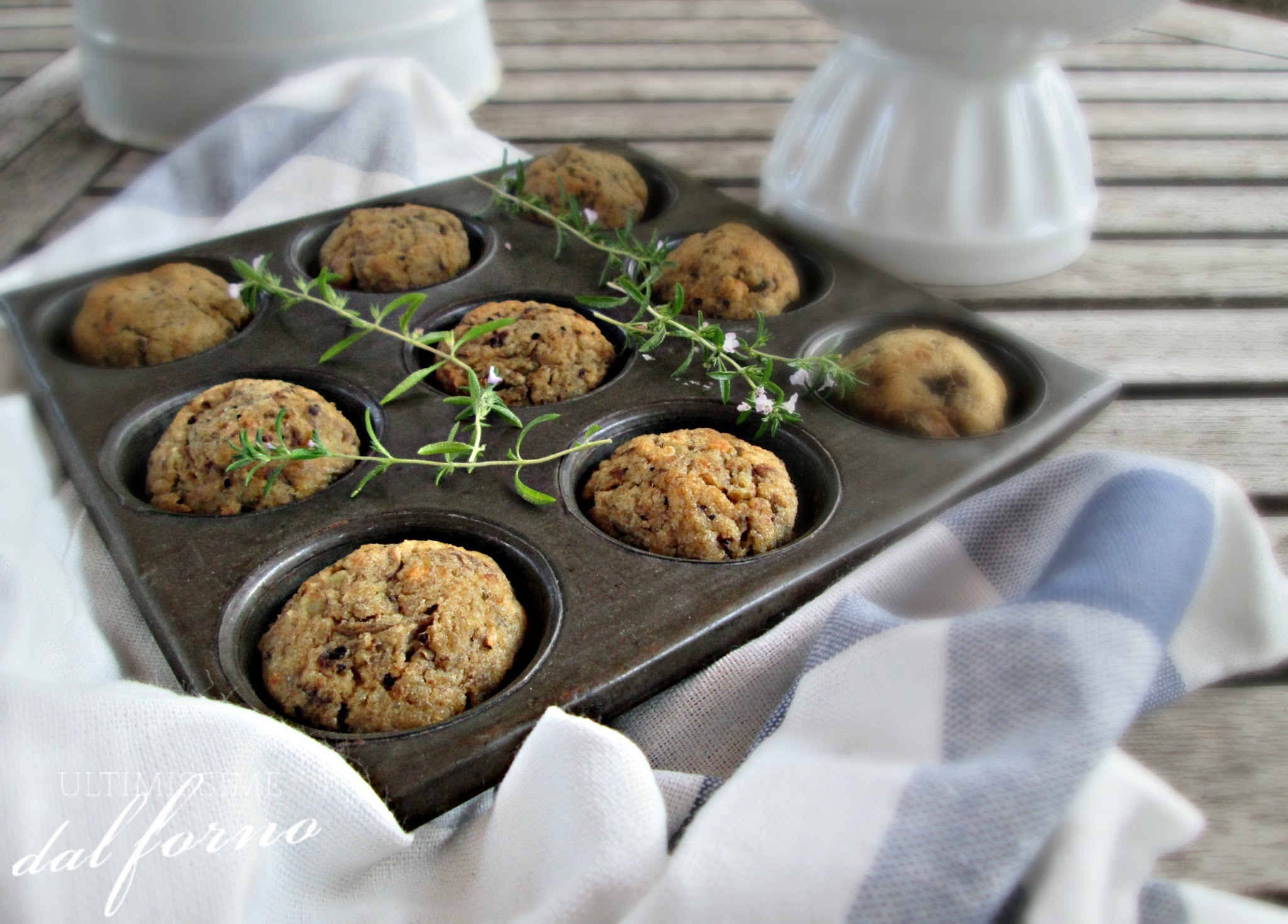 VEGAN FRIDAY: POLPETTE DI VERDURE VEGAN